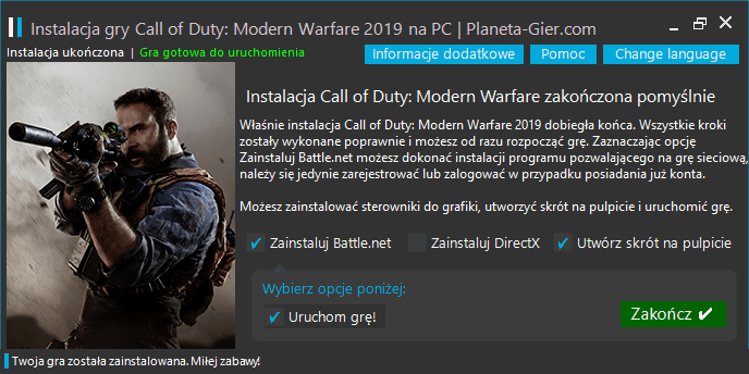 call of duty modern warfare pobierz pc