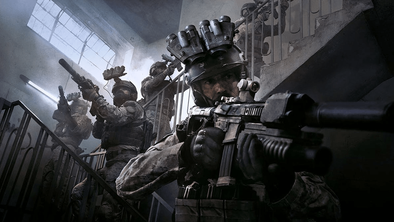 call of duty modern warfare download pl full