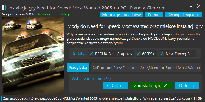 need for speed most wanted download pc pelna wersja