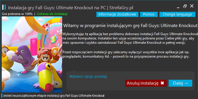 Fall Guys: Ultimate Knockout do pobrania na pc