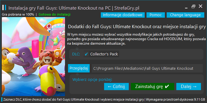 Fall Guys: Ultimate Knockout download pc pelna wersja